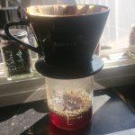 ハンドドリップ で淹れる美味しいアイスコーヒーの作り方
